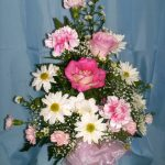 Baby Girl Arrangement 45.00