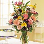 Pastel Vase Arrangement 75.00