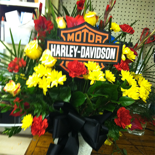 harley-arrangement