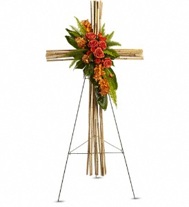 Sympathy... Bamboo Cross150.00