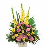 Sympathy... Mixed Sympathy Arrangement, 65.00