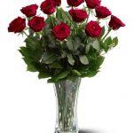 Dozen Red Roses....75.00
